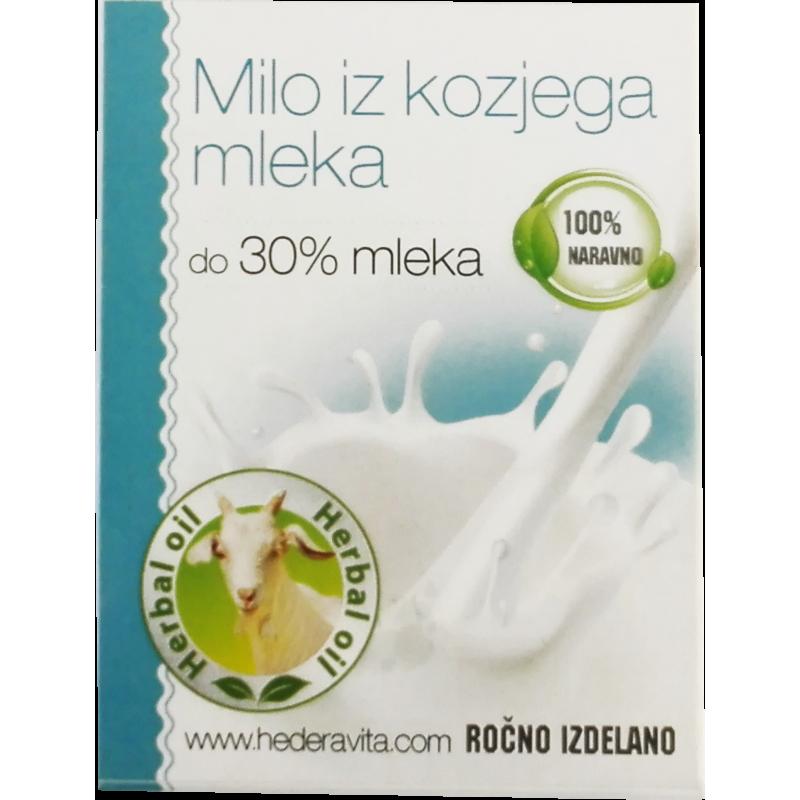 DO 30% MLEKA  Milo iz kozjega mleka