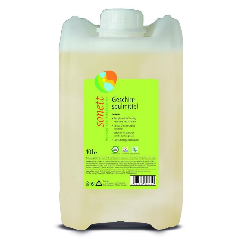 Sredstvo za ročno pomivanje posode limona