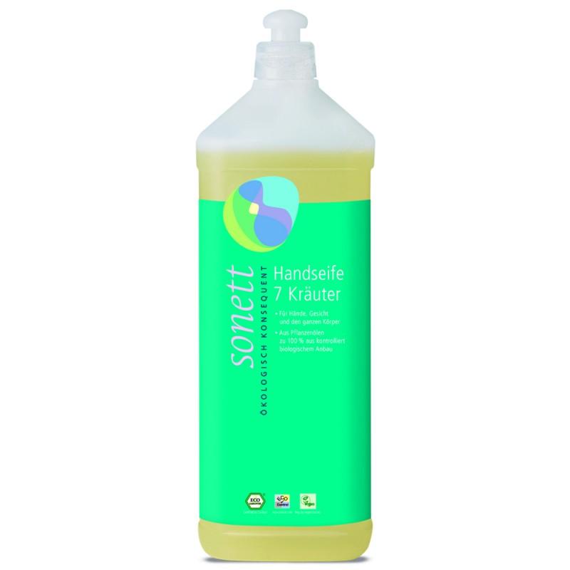 Milo za roke z vonjem mešanice sedem eteričnih zeliščnih aromatičnih olj