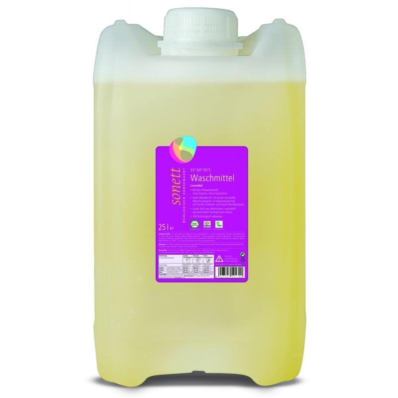 Tekoče pralno sredstvo z vonjem sivke